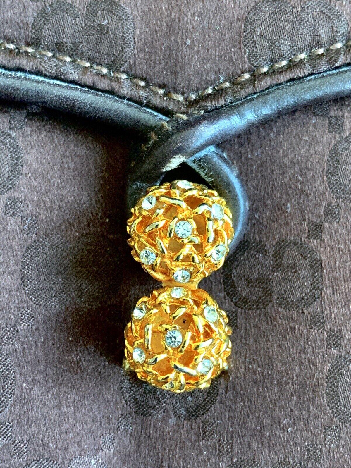Gucci Vintage Classic Handbag with original box  - image 6