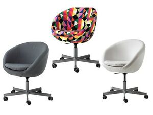 Charmant IKEA Skruvsta Swivel Chair Various Colours Home Office