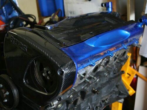 Carbon Fiber Engine RB26 DETT Plug Cover For Nissan Skyline R32 R33 R34 GTR
