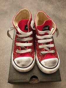 scarpe bimbo converse 24
