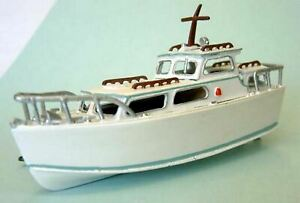 26ft-Curlew-Motor-Cruiser-Cabin-Cruiser-F5e-UNPAINTED-OO-Scale-Langley-Model-Kit