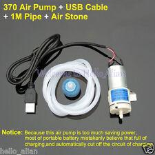 Dc 3v12v 5v 6v Oxygen Pump Micro 370 Air Pumppipestone Diy Fish Tank Aquarium