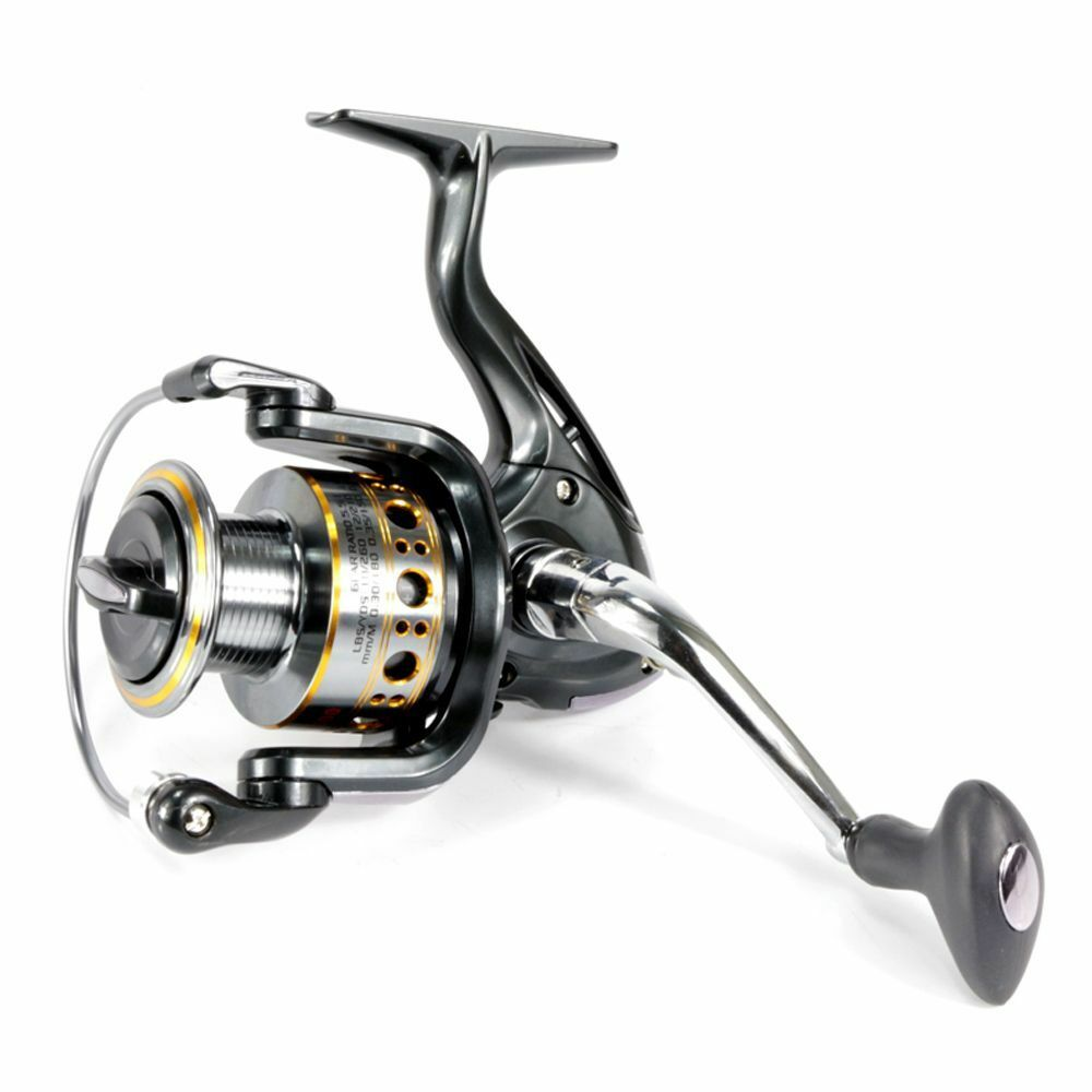 Fishing Reel High Spinning Quality Reels Metal Bearing Ball Sea Aluminum B12+1BB
