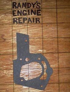 Details about Briggs & Stratton 272489 fuel tank mount carb carburetor gas  tank gasket [ga728]