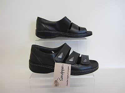 R43A Sandpiper Carol Ladies Navy Sandals UK Sizes 3 /& 4
