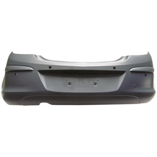 PARAURTI posteriore Opel Corsa D anno 06-10 verniciato PDC plastica ABS xx6