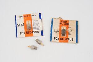 Fox Assortiment Bougies Diverses (4pz) Vintage Modélisme