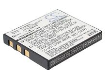 UK Battery for Rollei DA10 DB60 3.7V RoHS