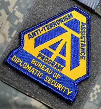 STATE DEPT DIPLOMATIC SECURITY ANTITERRORISM ASSISTANCE PROGRAM (ATA) νeΙcrο SSI
