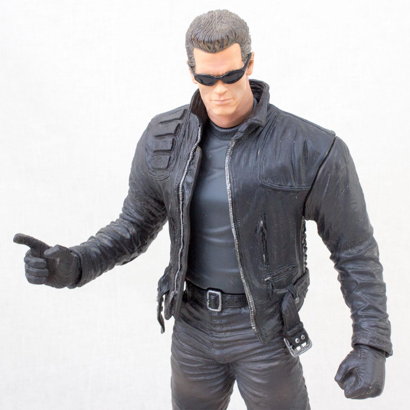 Terminator 3 T-850 como Arnold negroenegger 1 6 Escala Figura Kotobukiya Japón