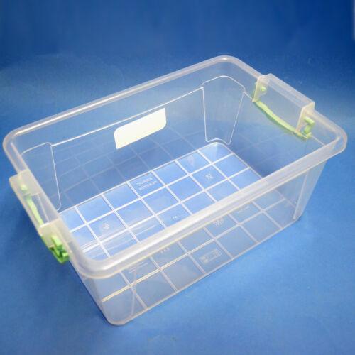 Boîte de rangement Multibox Empiler Box Couvercle 0,6 L 1,2 L 1,75 L 2 l 3 l 5 L 8,5 l