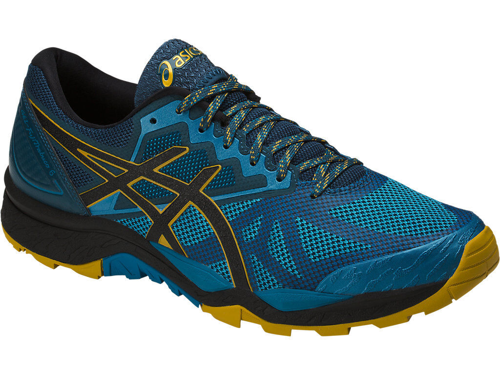 NEW Asics Gel Fuji Trabuco 6 Mens Trail Runner (D) (4690)
