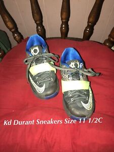 Kevin Durant KD Shoes Size 11.5C | eBay