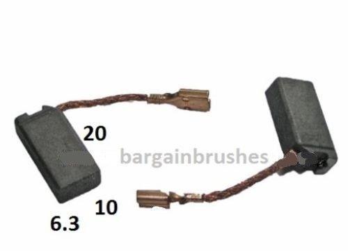Kohlenbürsten Für DEWALT DW830 DW831 402874-01 03 Winkelschleifer DW 830 D143