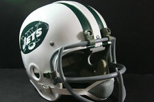 Vintage Riddell Style NEW YORK JETS Suspension RK Football Helmet JOE NAMATH
