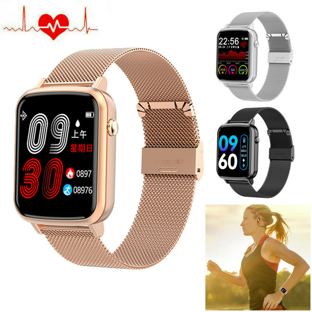 Women Men Smart Watch Heart Rate Sport for Samsung iPhone 7 8 X 11 Pro Max XS XR for heart iphone men rate samsung smart sport watch women