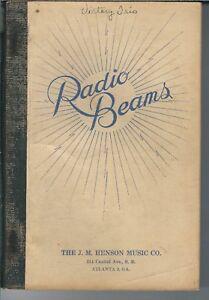 ND-099 Radio Beams J.M. Henson Christian Hymn Hymnal, 1944 Classic Hymns