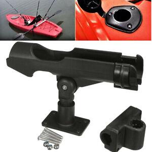Adjustable-Marine-Side-Tackle-Fishing-Pole-Rod-Holder-Boat-Mount-Rack-Kayak