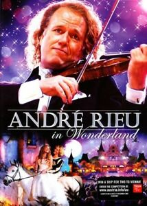 Andre-Rieu-In-Wonderland-NEW-Music-DVD