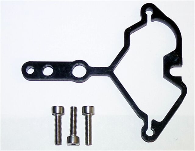 IS TBI throttle body injector spacer for GM 87-95 SBC 4.3L 5.0L 5.7L Silverado