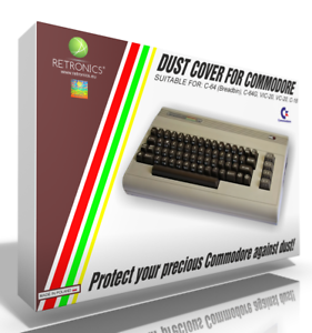 Dust-cover-for-Commodore-C-64-I-C-16-VIC-20-brand-new-high-quality