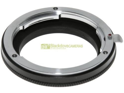 Adapter per obiettivi Leica R su fotocamere Olympus 4//3 Anello adattatore
