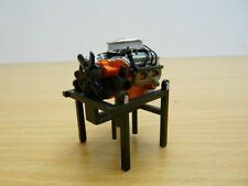 MOTEUR CHEVROLET V8 302 SMALL BLOCK CHEVY 1/24