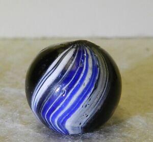 9595m Vintage German Handmade Indian Marble .67 Inches