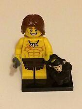 Series 7 Lego Mini Figure – Jungle Boy