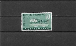 Franzoesiche-Zone-Wuerttemberg-1949-Michelnr-49-postfrisch-Katalogwert-8