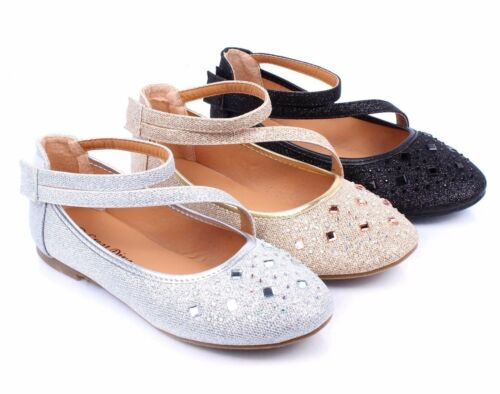 3 Color Fashion Cute Glitter  Kids Blink Blink Youth Sneakers Girls Flats Shoes