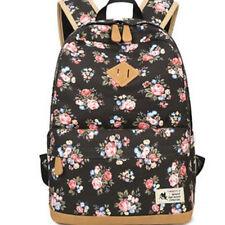 1caf91ea424e 3Pcs Set Women Bag Backpack Girl School Shoulder Bag Rucksack Canvas Travel  Bags