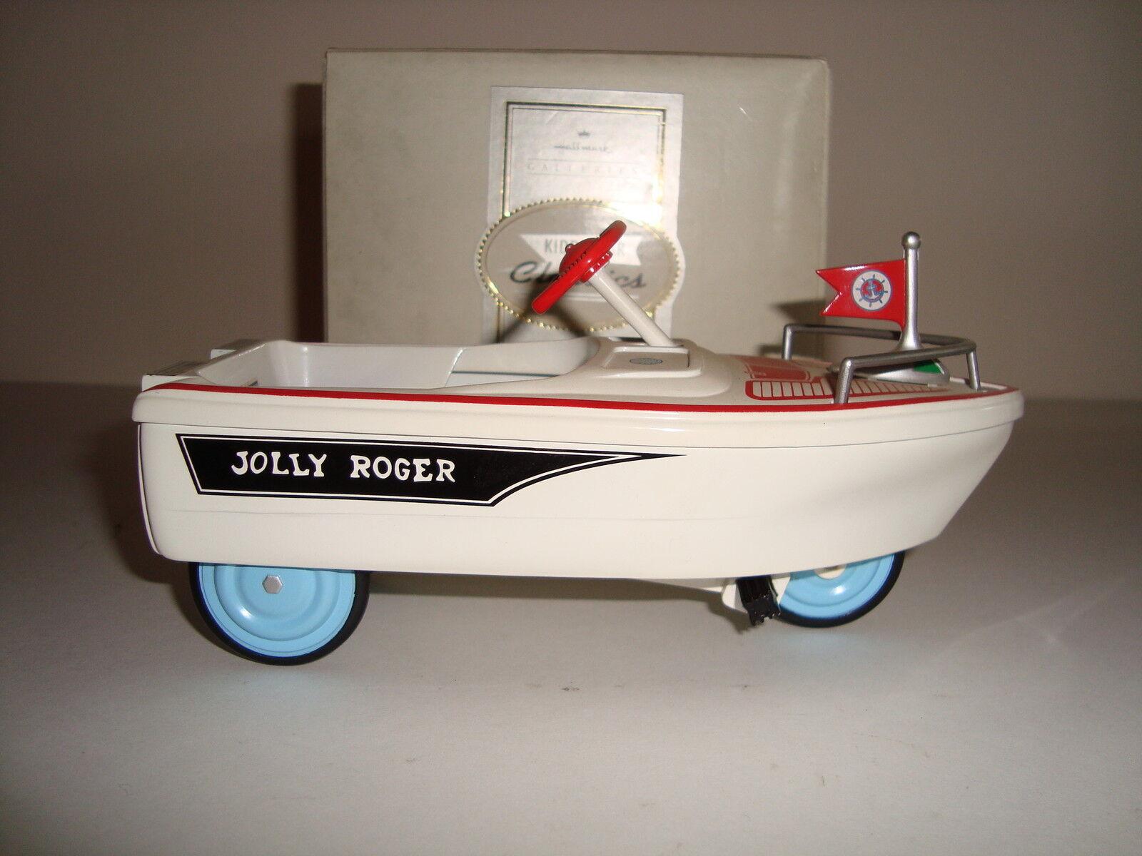 HALLMARK KIDDIE CAR CLASSICS JOLLY ROGER