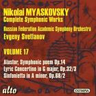 Myaskowsky:Astor/+ von Russian Fed.Academic Sym.Orch.,Evgeny Svetlanov (2008)