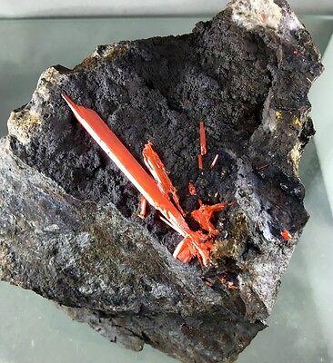Crocoite Red lead Mine