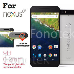NEW-100-GENUINE-Real-Tempered-Glass-for-Google-Nexus-Huawei-6P-Screen-Protector