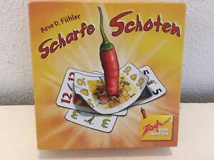 Afilados-vainas-de-Zoch-juego-de-cartas-puesta-juego-fiesta-social