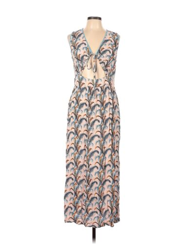 Sui by Anna Sui Women Pink Casual Dress L