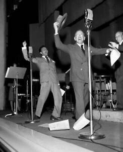 OLD-CBS-RADIO-PHOTO-Program-Songs-By-Sinatra-Jimmy-Durante-amp-Frank-Sinatra-4
