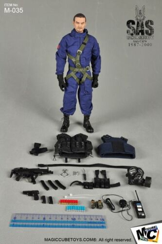MC Toys British Special Air Service SAS CRW 1987-2000 1//6 scale Figure