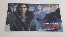 Artbook Inside - Tomb Raider La saga - Collector - Neuf