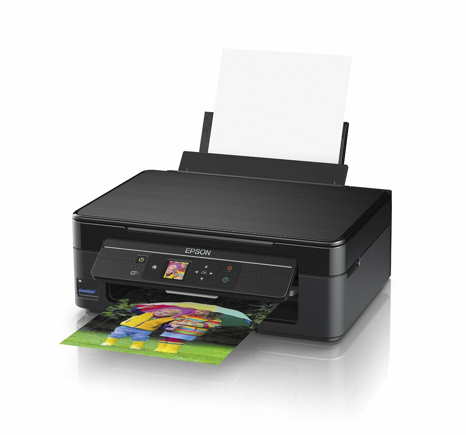 Epson XP-342 Wireless All in One Printer With New Ink ...