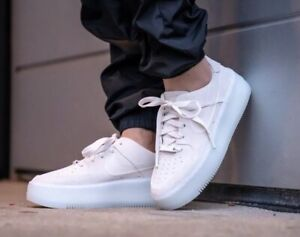air force 1 sage low femme beige