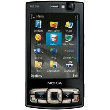 Nokia N95 8 GB Black 3G WIFI 5.0 MP Camera Unlocked Smartphone