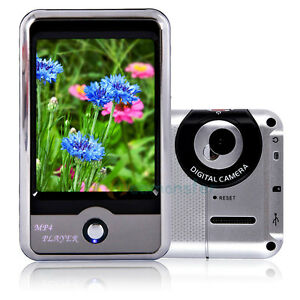 New-2-8-034-4GB-4G-Touch-Screen-Mp3-Mp4-MP5-Player-with-3-0-Camera-FM-Silver