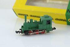 Minitrix 0-6-0 BR89 Steam Locomotive Green N Scale