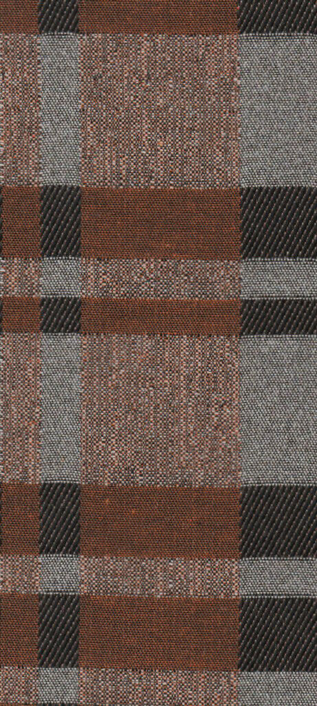 Fertigvorhang     Ösenschal Laufenberg Farbe 955 terra   5 Größen 18e840