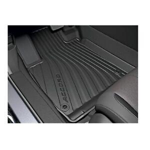 Genuine OEM 2018-2019 Honda Accord All Season Floor Mat Set