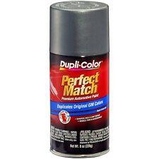 Duplicolor Bgm0344 Wa7782 For Gm Code 84 Gunmetal Metallic Aerosol Spray Paint