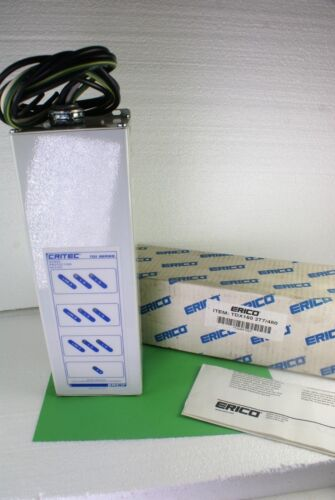 NEW ERICO TDX150 277/480 SURGE PROTECTOR DEVICE